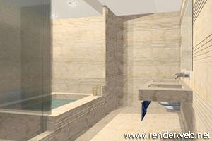 Rendering 3d realizzazione siti web - Progetto bagno 3d gratis ...